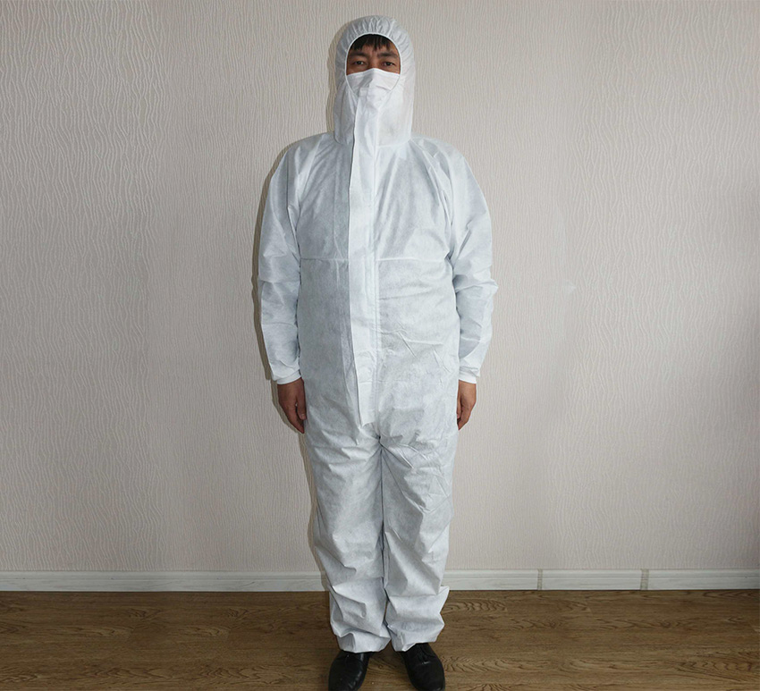 Lab Coverall  Type 5/6 EN1149-1