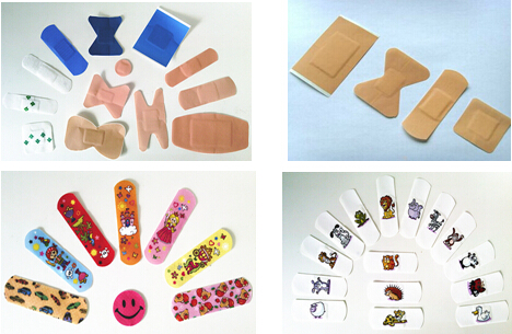 Bandage Film for Medical First Aid